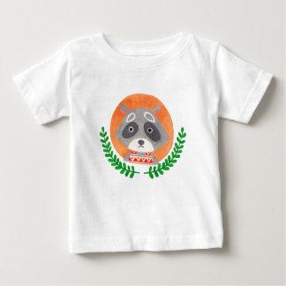 The Cute Raccoon Baby T-Shirt