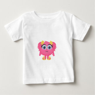 The cutest little monster! baby T-Shirt