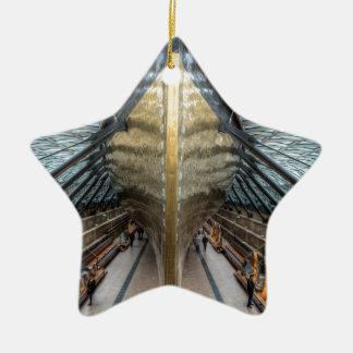 The Cutty Sark, Greenwich London Christmas Ornament