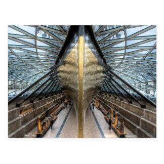 The Cutty Sark, Greenwich London Postcard