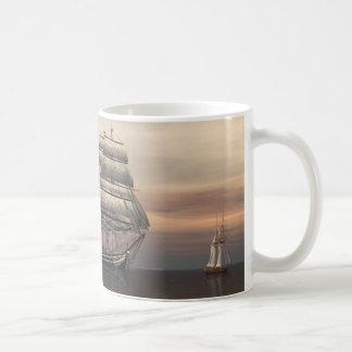 The Cutty sark Basic White Mug