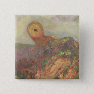 The Cyclops, c.1914 15 Cm Square Badge