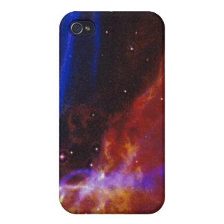 The Cygnus Loop Supernova Remnant iPhone 4 Case
