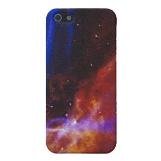 The Cygnus Loop Supernova Remnant iPhone 5/5S Cases
