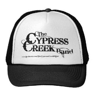 The Cypress Creek Band Trucker Hat