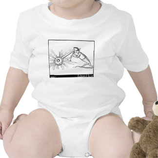 The D0ng With a Luminous Nose T Shirts
