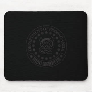 The D.O.P. - S.A. Hogg Mousepad (Black)