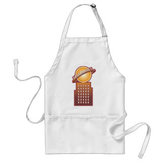 The Daily Planet Standard Apron