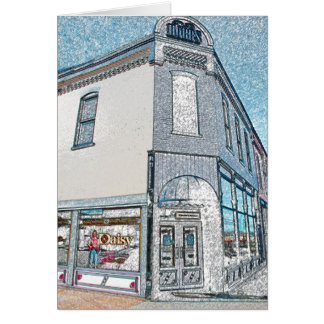 The Daisy Museum - Rogers, AR Greeting Card