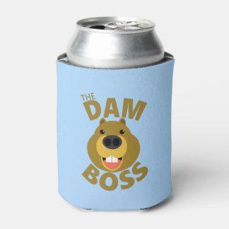 The Dam Boss Can Cooler