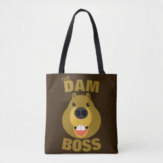 The Dam Boss Tote Bag
