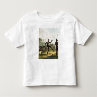 The Dance, aborigines from New South Wales engrave Tshirts
