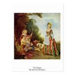 The Dance, By Antoine Watteau