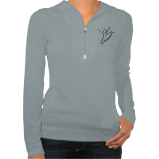 The Dance Center 1/2 Zip Hoodie, Alo Hoodie