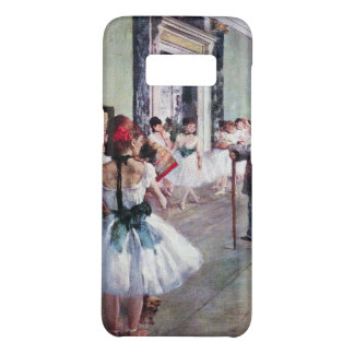 The Dance Class by Edgar Degas, Vintage Ballet Art Case-Mate Samsung Galaxy S8 Case