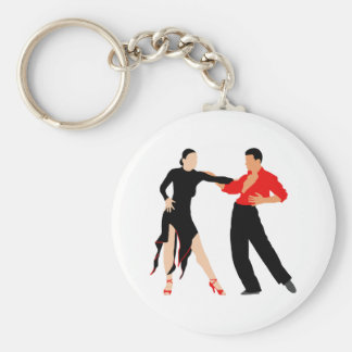 The Dance Key Ring