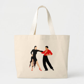 The Dance Large Tote Bag