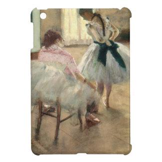 The Dance Lesson, c.1879 (oil on canvas) iPad Mini Covers