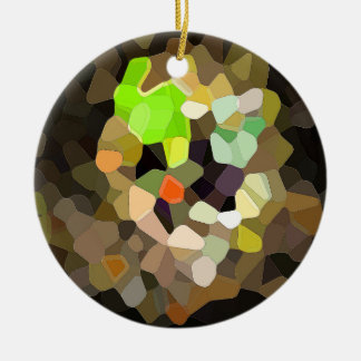 The Dance of Life Christmas Ornament