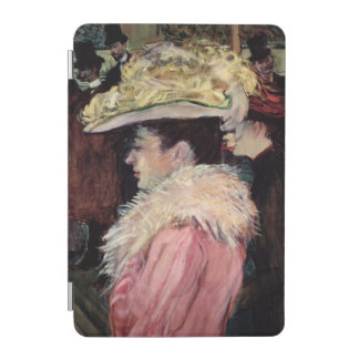 The Dance of the Rouge: detail of an elegan iPad Mini Cover
