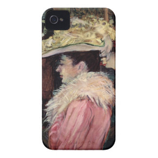 The Dance of the Rouge: detail of an elegan iPhone 4 Case-Mate Cases