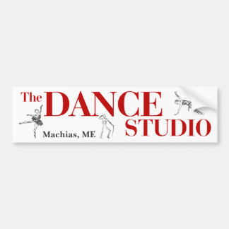 The Dance Studio, Bumper Sticker