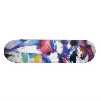 The dancer - skate board