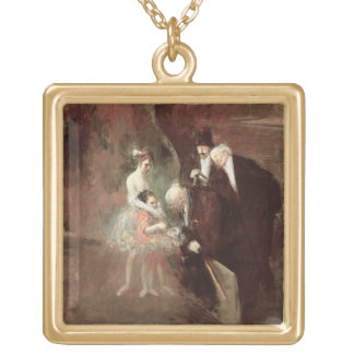 The Dancers, c.1925 (oil on canvas) Custom Jewelry