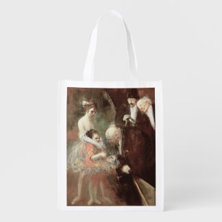 The Dancers, c.1925 (oil on canvas) Grocery Bags