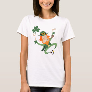 The Dancing Leprechaun T-Shirt