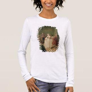 The Dancing Lesson Long Sleeve T-Shirt