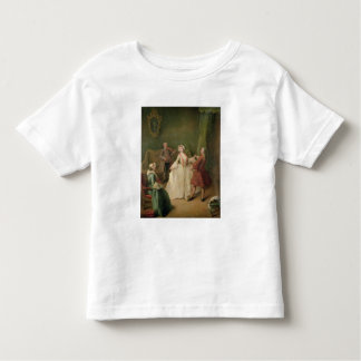 The Dancing Lesson Toddler T-Shirt