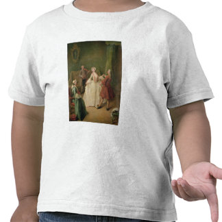 The Dancing Lesson T Shirts