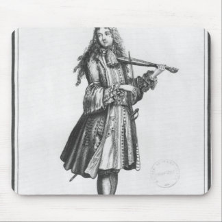 The dancing master mouse mat