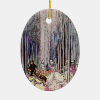 The Dancing Princesses Christmas Ornament