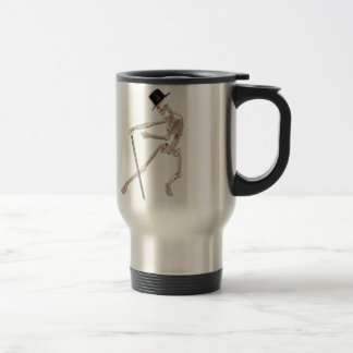 The Dancing Skeleton Mugs