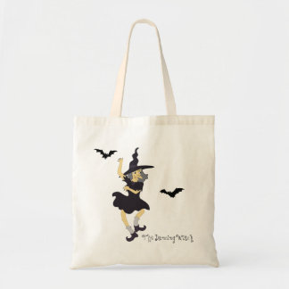 The Dancing Witch Tote Bag