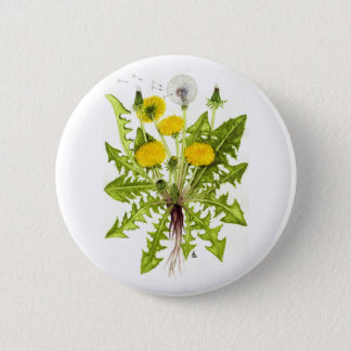 The Dandelion Collection 6 Cm Round Badge
