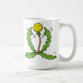 The Dandelion Mug