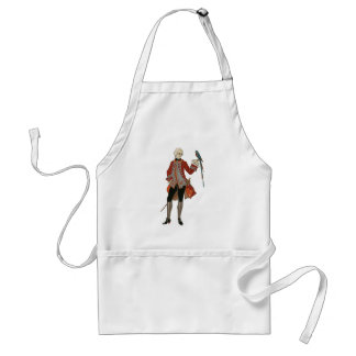 The Dandy And The Bird Standard Apron