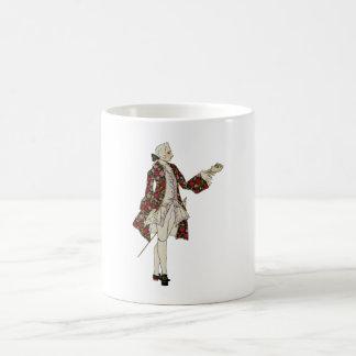 The Dandy - Vintage Illustration Basic White Mug