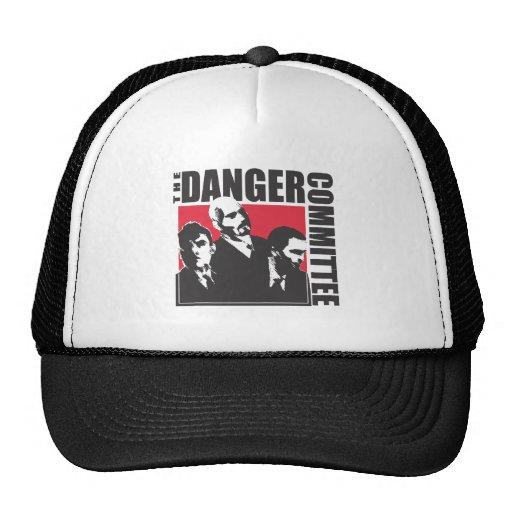 The Danger Committee Trucker Hats