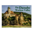 The Danube and Wachau Valley Postcard