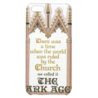 The Dark Ages iPhone 5C Covers