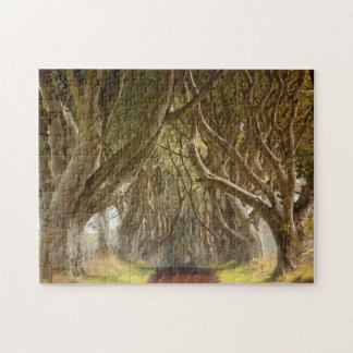 The Dark Hedges Jigsaw Puzzle