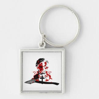 The Dark Hero-Abraham Lincoln Key Chain