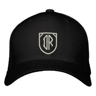 The Darkroom Sugar Skull Logo Hat Embroidered Cap