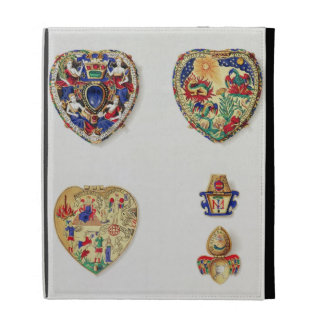 The Darnley Jewel, from 'Historical Notes on the L iPad Folio Cover
