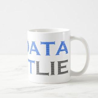 The Data Don t Lie Mug