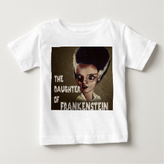 The Daughter of Frankenstein Baby T-Shirt